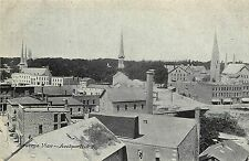 1901-1907 Printed Postcard; Birdseye View, Lockport NY Niagara County, Unposted