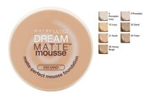 Maybelline Dream Matte Mousse Spf15 Sand 30 18ml for Her