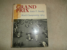 Grand Prix World Championship 1964 Text & Photos Races Drivers Cars. Ex library.
