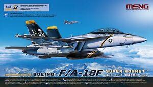 Meng Model 1/48 LS-013 F/A-18F Super Hornet