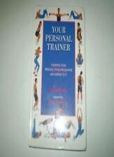 Your Personal Trainer: Planning Your Personal Fitness Programme and Keeping it,