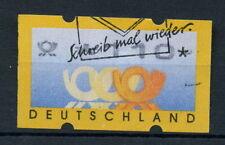 Allemagne 1999 étiquette de machine utilisé 110pf #A 28755