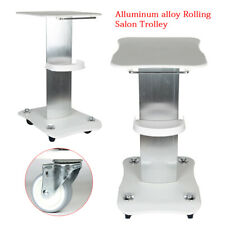 Beauty Rolling Trolley Cart Stand Equipment Mobile Wheel Hair Salon Spa Service