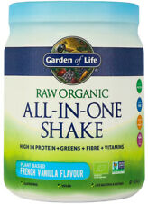 Garden Of Life Raw Organic All-In-One Shake Full Protein Vegan 484g Original