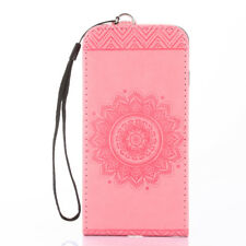 Luxury Magnetic Leather Vertical Flip Case Cover Skin For Samsung Galaxy Phone