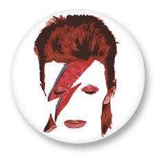 Pin Button Badge Ø38mm Rock'n'Roll David Bowie