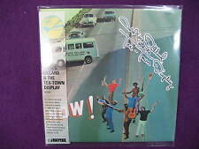"MOSES DILLARD & THE TEX-TOWN DISPLAY ""NOW!"" MINI LP CD new"