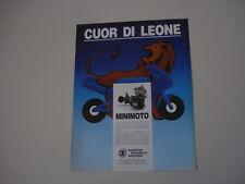 advertising Pubblicità 1993 MINIMOTO FRANCO MORINI