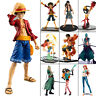 One Piece Pop Action Figure Luffy Ace Zoro Sanji Nami PVC Figurines Anime Toys