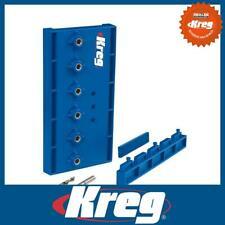 "Kreg KMA3220 Shelf Pin Jig Shelving Woodworking Carpentry Tool 32mm 1-1/4"""