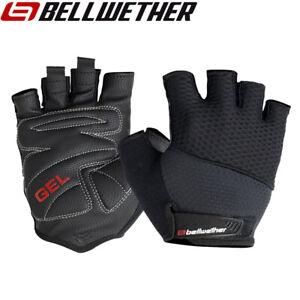 Bellwether Gel Supreme Mens Cycling Gloves - Black