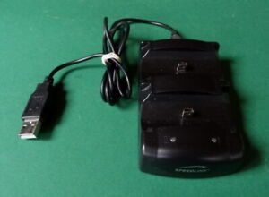 Speedlink Ladestation USB Charger fuer 2 Controller Playstation 3 PS3