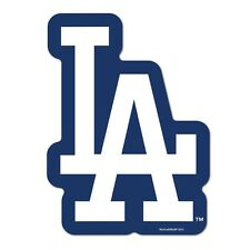 "MLB Los Angeles Dodgers 4.5"" X 6"" Logo on the Gogo Front Car Grill Decoration"