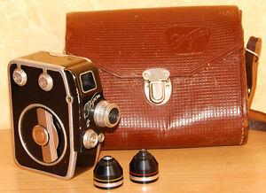 Ecran Collectible 8mm Movie Camera  #662892