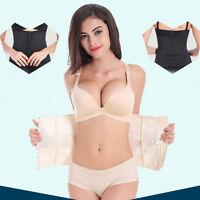 Women Body Shaper Control Slim Tummy Corset High-Waist Shapewear Pants Underwear