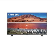 "Samsung UN65TU7000FXZA 65"" 4K LCD Smart TV - Titan Gray"