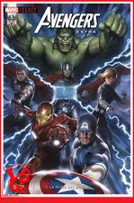 AVENGERS EXTRA 1 01 Aout 2018 Panini Marvel LEGACY Thor Hulk Captain # NEUF #
