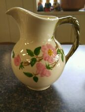 Franciscan desert rose 64 oz pitcher Gladding Mcbean USA