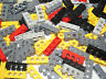 Lego ® Technic Lot x4 Barre Perforée Trou 1x4 Brick Beam Hole Choose Color 3701