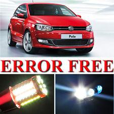 2 di alta qualità per VW Polo 6R Xenon Bianco LED Luce Laterale Lampadine Senza Errori