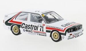 BMW M3 (E30), No.71, Castrol, ETCC, 1:43, IXO