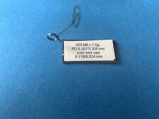 M6 X 1 6g Thread Measuring Coil Wire Gauge