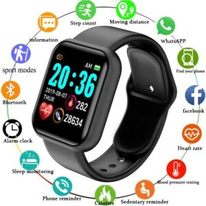 Bluetooth Smart Watch Phone Mate For Iphone IOS Android IOS Android Samsung