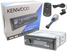 New Kenwood Kdc-Bt855U In-Dash Cd/Mp3/Wma Car Stereo Receiver Bluetooth/iPhone