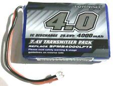 Turnigy 4000mAh 2s 7.4v Protected LiPo Transmitter tx pack Spektrum DX9 DX8 DX7s