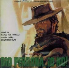 Dio Perdona Io No!/God Forgives I Don't! - OST | Carlo Rustichelli | CD NEU