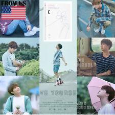 BTS LOVE YOURSELF Her 5th Mini Album E Ver BANGTAN BOYS CD+Poster+Photocard+Gift
