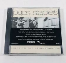 Staples, Pops : Peace to the Neighborhood CD New H2