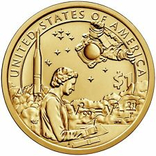 2019 P&D- SACAGAWEA ~~ NATIVE AMERICAN ~~ GOLDEN DOLLARS ~~ FROM MINT ROLLS