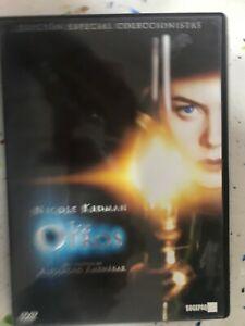 LOS OTROS 2 x DVD ALEJANDRO AMENABAR NICOLE KIDMAN EDICION COLECCIONISTA AM