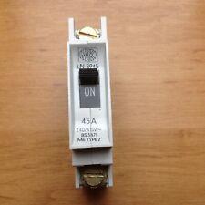 MK Type 2 5A 6A 16A 32A LN59 MCBs 05//06//16//32