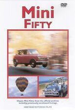 Mini Fifty DVD - BMC Mini 20th 25th and 40th Anniversary films * NEW