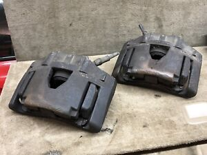 Volvo XC90 Brake Calipers Front/pair/left/right/big Brakes/30657307/30657303
