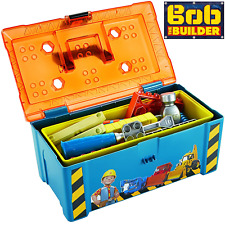 Fisher-Price Bob the Builder Ultimate Toolbox with Tools & Accessories Play Set!