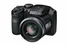 "Fujifilm FinePix S4800 16MP 30 x Optical Zoom 3.0"" LCD Digital Camera - Black"