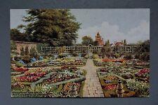 R&L Postcard: J Salmon, ARQ AR Quinton, Stratford on Avon Shakespeare's Garden