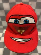 CARS Hudson Hornet Piston Cup Lightning McQueen Adjustable Kid's Cap Hat
