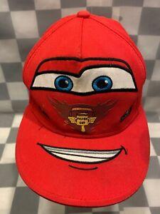CARS Hudson Hornet Piston Cup Lightning McQueen Adjustable Kid's Cap Hat