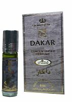 Dakar 6ml By Al Rehab Oriental Concentrated Exotic WoodyPerfume Oil/Attar/Ittar