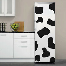 Wall Decal Sticker interior cow spot refrigerator kitchen spotted Modern I21