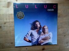 Luluc Sculptor COLOURED Vinyl Record NEW SEALED Sub Pop SP1235 Loser Edition