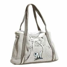 MILWAUKEE BREWERS MLB GAMEDAY HOODIE PURSE NEW