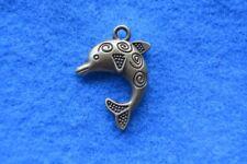 B004 breloque scrapbooking pendentif BRICOLAGE pour bracelet collier dauphin