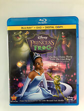 disney the princess and the frog dvd and blue ray