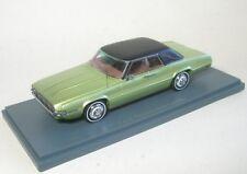 Ford Thunderbird Landau (greent/negro)