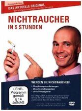 DVD *  NICHTRAUCHER IN 5 STUNDEN  -  STEFAN FRÄDRICH  # NEU OVP °